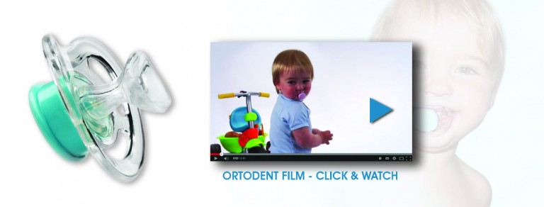 Ortodent soother